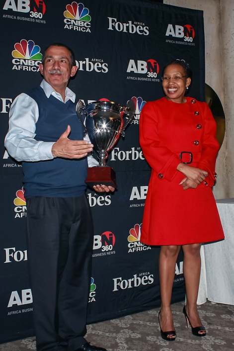 CNBC Africa Corporate Challenge Golf Day 2012 Auction