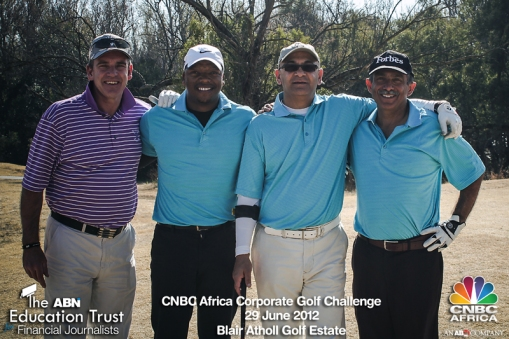 CNBC Africa Corporate Golf Challenge 2012