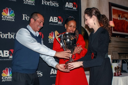 CNBC Africa Winners