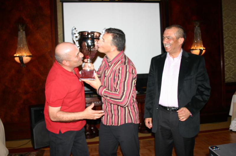 corporate challenge 2011