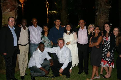 Team Photo Corporate Challenge 2011