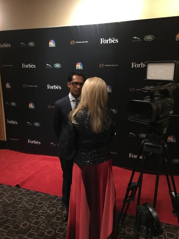 Dewji, interviewed by Bronwyn Nielsen